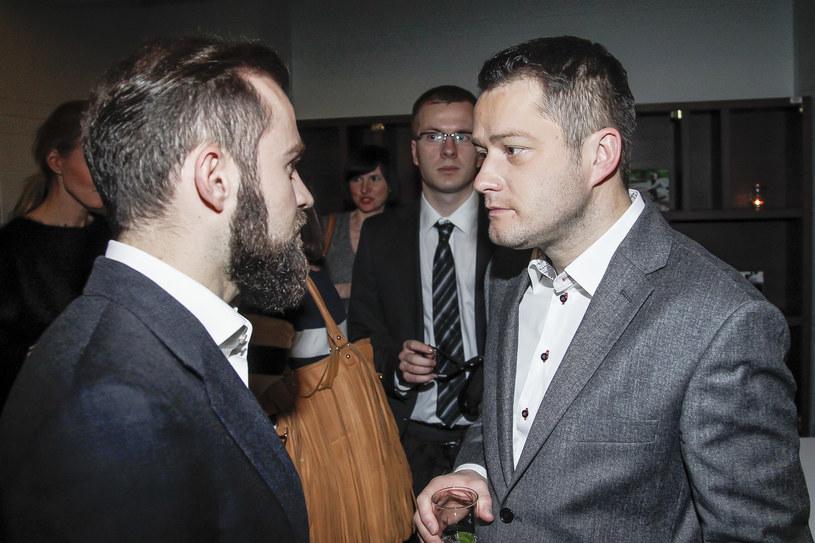 Sebastian Kulczyk i Kuźniar /- /AKPA