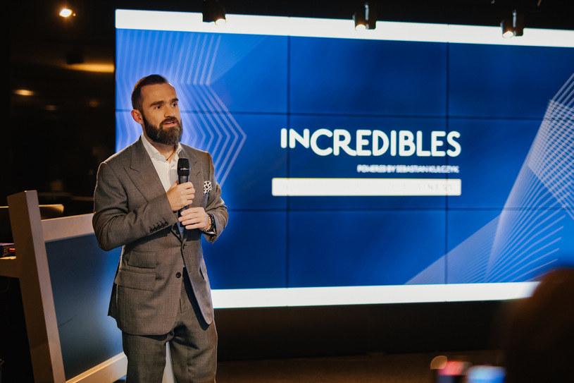 Sebastian Kulczyk inicjator programu InCredibles. Źródło: Kulczyk Investments /materiały prasowe