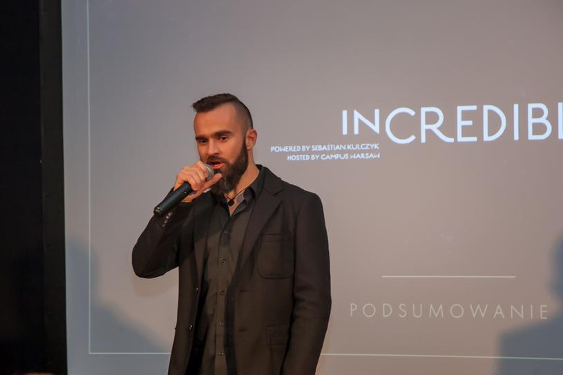 Sebastian Kulczyk, który wspiera konkurs Poland Global Impact Challenge jest absolwentem Singularity University /Ireneusz Rek /INTERIA.PL
