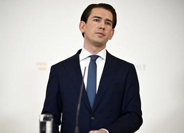 Sebastian Kurz zrezygnował ze stanowiska kanclerza Austrii