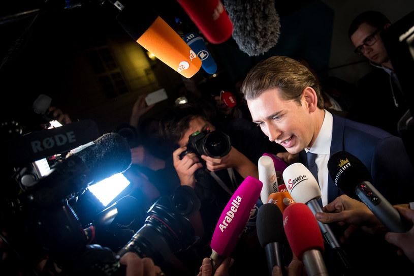 Sebastian Kurz /AFP
