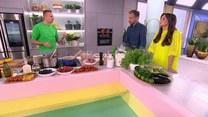 Sebastian Olma i jego letnia kuchnia pełna warzyw