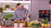 Sebastian Olma i kuchnia pełna ziemniaków