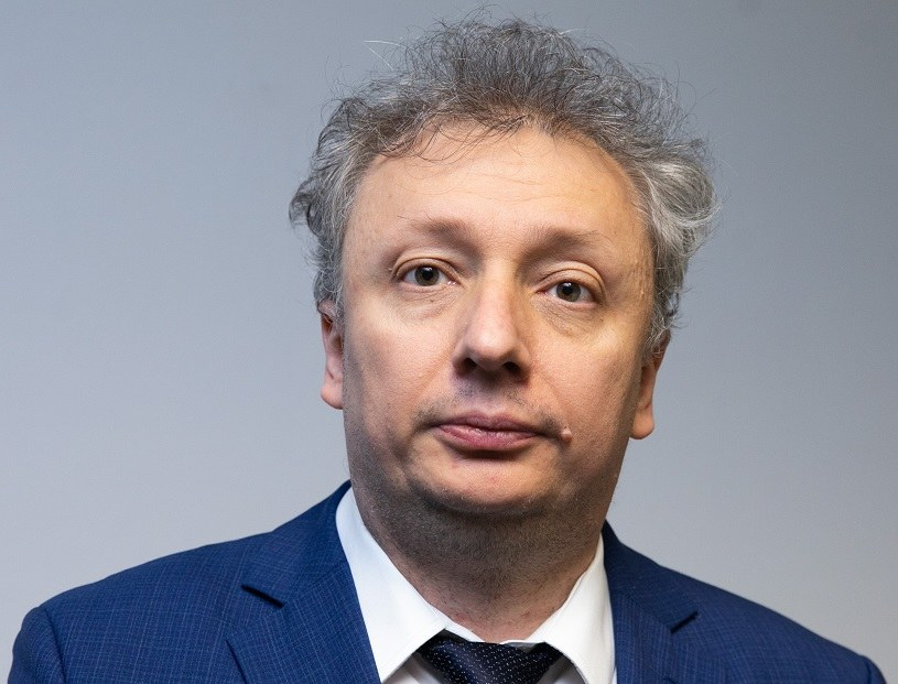 Sebastian Skuza, wiceminister finansów i Generalny Inspektor Informacji Finansowej / Robert Gardzinski /Agencja FORUM