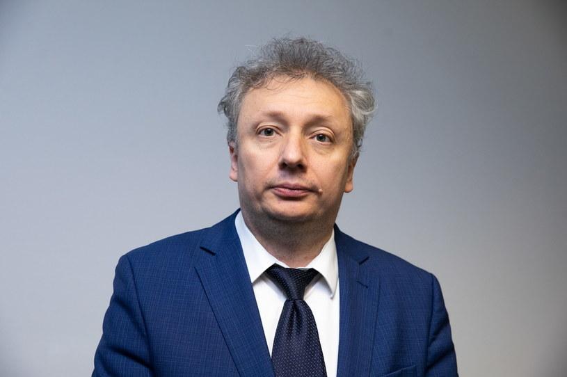 Sebastian Skuza, wiceminister finansów /Robert Gardziński