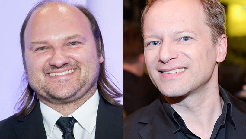 Sebastian Stankiewicz i Maciej Stuhr: Podobni? /Wojtek Strożyk / Reporter/ East News; Niemiec /AKPA