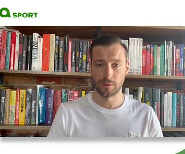 Sebastian Staszewski na temat piłkarskiej Superligi: Stawka jest ogromna. Wideo