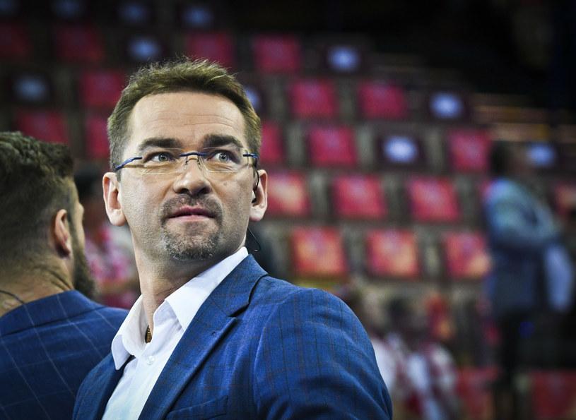 Sebastian Świderski będzie sternikiem PZPS w kadencji 2021-2025 /Sylwia Dabrowa/Polska Press/East News /East News