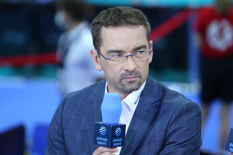 Sebastian Świderski kandyduje na stanowisko prezesa Polskiego Związku Piłki Siatkowej /FOT. ANNA KLEPACZKO/ FOTOPYK / NEWSPIX.PL /Newspix