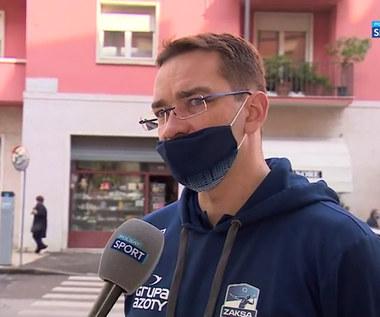 Sebastian Świderski: Liga Mistrzów zawsze była marzeniem siatkarzy (POLSAT SPORT). Wideo