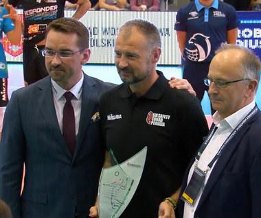 Sebastian Świderski podziękował Nikoli Grbiciowi za pracę w ZAKSIE. Wideo (POLSAT SPORT)