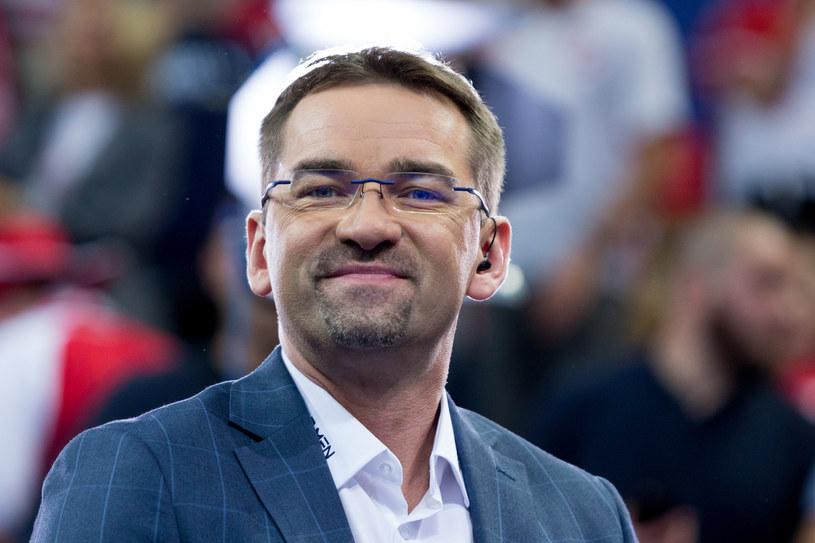 Sebastian Świderski, prezes PZPS /Tomasz Jastrzebowski/ /Newspix