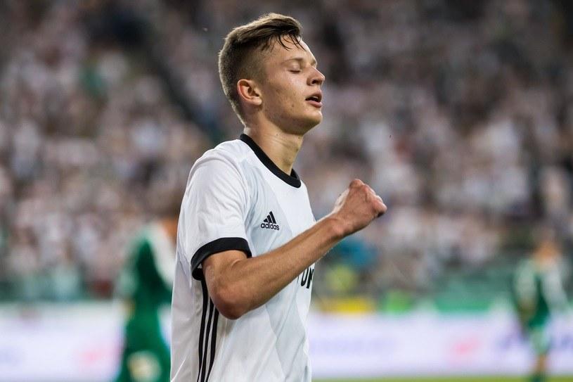 Sebastian Szymański strzelił gola dla polskiej reprezentacji /Szymon Starnawski/Polska Press /East News