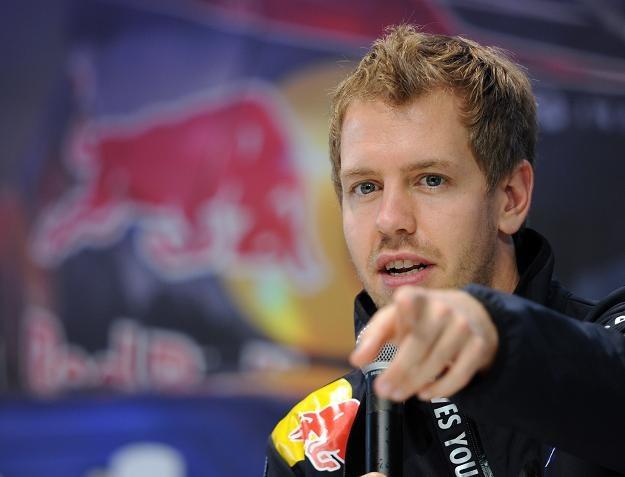 Sebastian Vettel, mistrz świata 2010, 11 /AFP