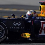 """Sebastian Vettel """"ochrzcił"""" swój bolid"""