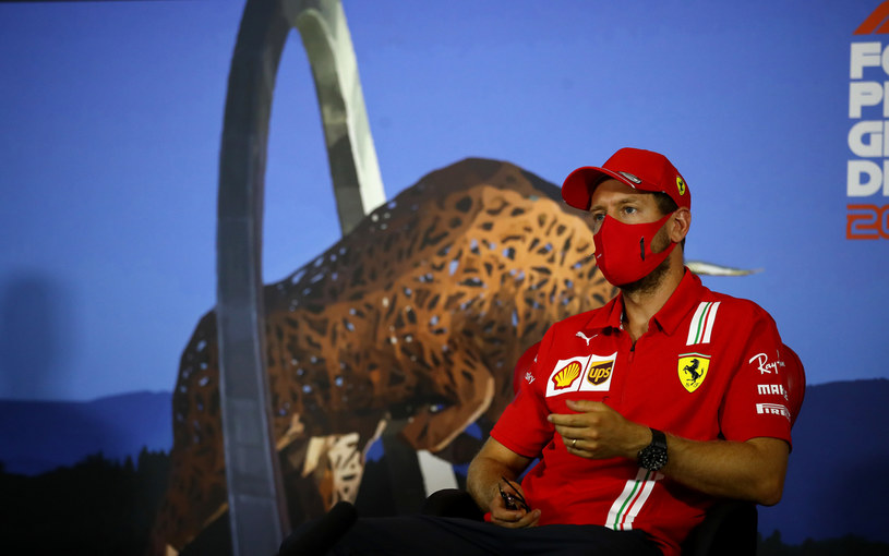Sebastian Vettel odejdzie z Ferrari, ale nie zamierza kończyć kariery /Getty Images