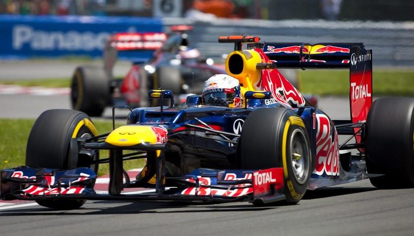 Sebastian Vettel wystartuje  z pole postion / /PAP/EPA