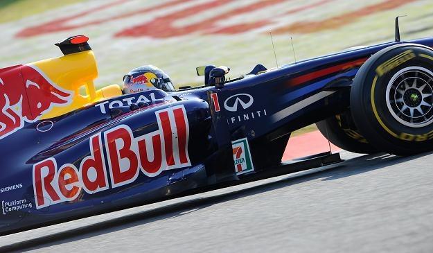 Sebastian Vettel z Red Bull Racing /AFP