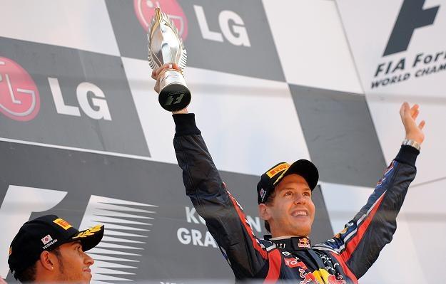 Sebastian Vettel  z Red Bull Racing. /AFP