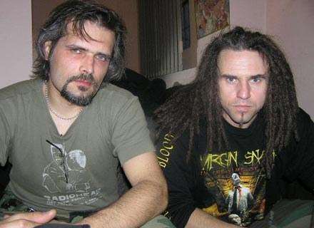 Sebastian Zusin i Maciek Taff (Rootwater) /INTERIA.PL
