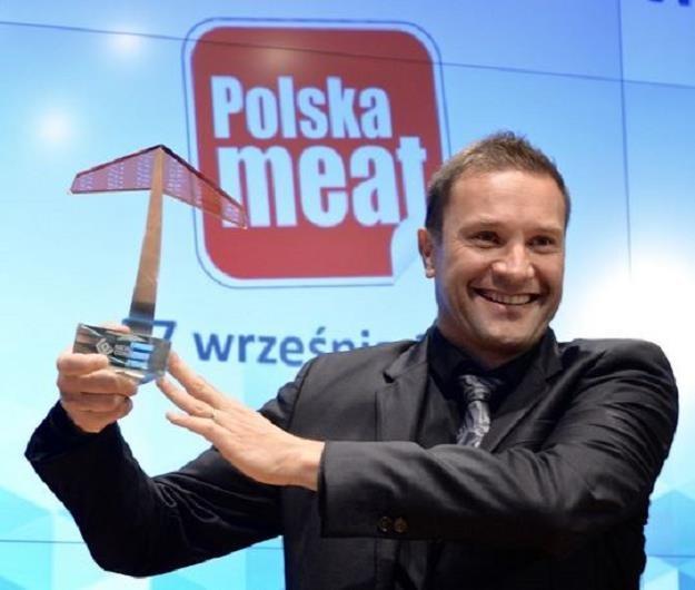 Sebastien Guyon, prezes Polska Meat /Informacja prasowa