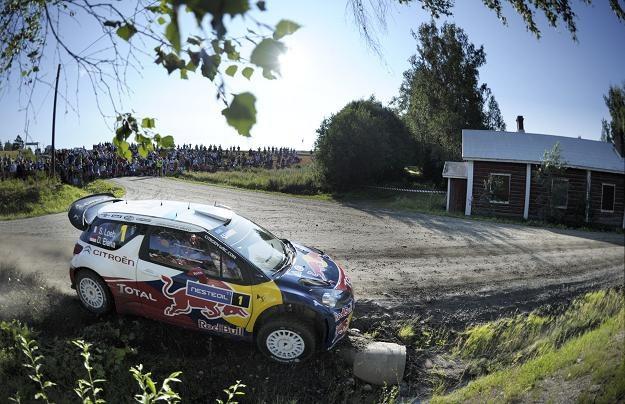 Sebastien Loeb (Citroen DS3  WRC) /AFP