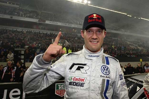 Sebastien Ogier jeszcze niedawno był kierowcą Citroena. Teraz jest już w Volkswagenie /