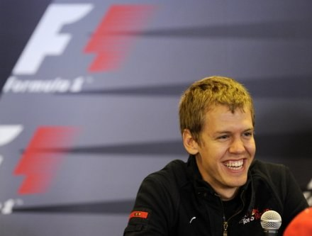 Sebastien Vettel /AFP