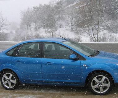 Sedan na Lazurowym Wybrzeżu (w śniegu!)