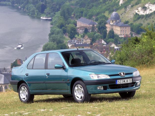 Sedan: są mało popularne. /Peugeot