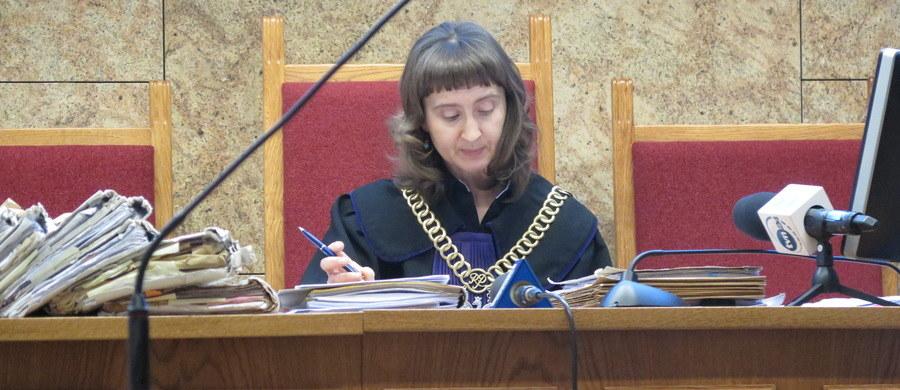 Sędzia Agnieszka Pilarczyk /Paweł Pawłowski /RMF FM