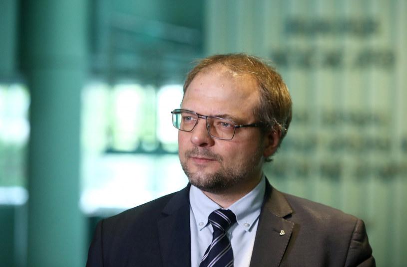 Sędzia Aleksander Stępkowski /Piotr Molecki/East News /East News