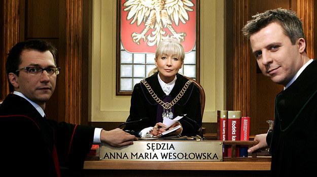 Sędzia Anna Maria Wesołowska /Niemiec  /AKPA