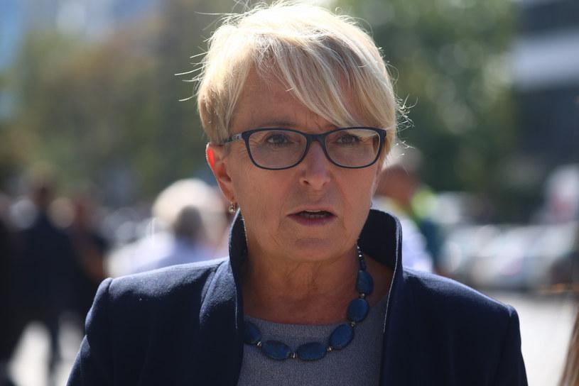 Sędzia Beata Morawiec /Beata Zawrzel /Reporter