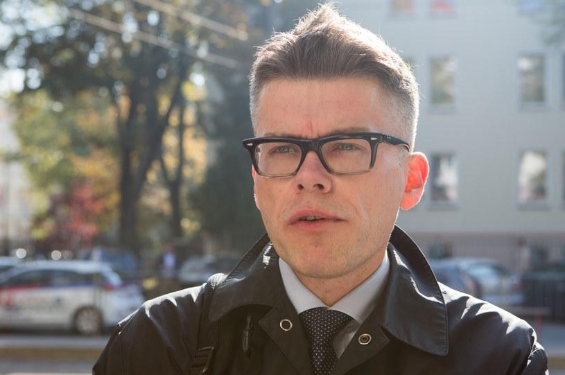 Sędzia Igor Tuleya był kolejny raz przesłuchany przez zastępcę rzecznika dyscyplinarnego /Tomasz Jastrzębowski /Reporter