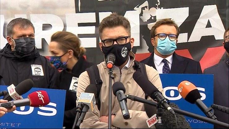 Sędzia Igor Tuleya /Polsat News