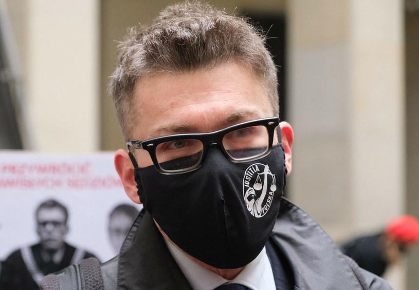 Sędzia Igor Tuleya /Mateusz Grochocki /East News