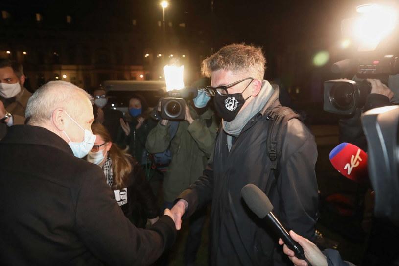 Sędzia Igor Tuleya / Tomasz Gzell    /PAP