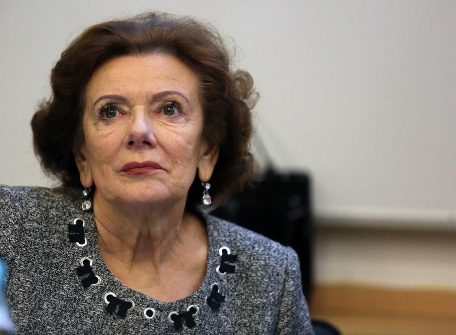 Sędzia Irena Kamińska /PAP/Tomasz Gzell /PAP
