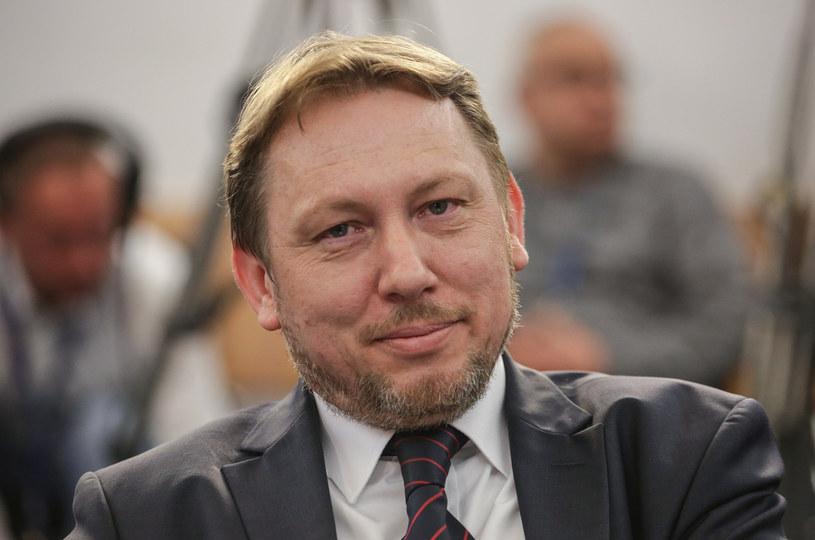 Sędzia Jan Majchrowski /Simona Supino /Agencja FORUM