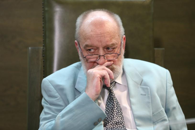 Sędzia Józef Iwulski /Stanisław Kowalczuk /East News