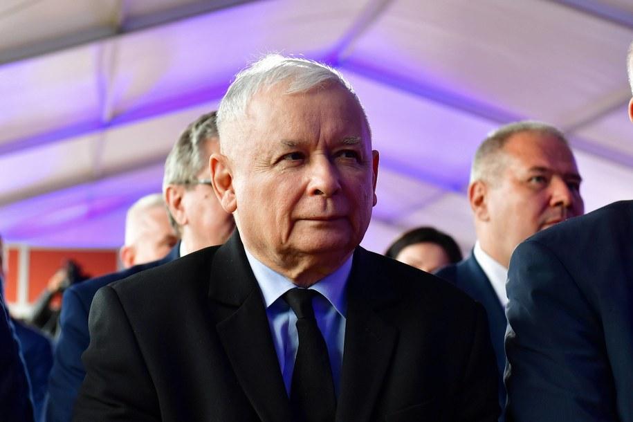 Sędzia, który porównał Jarosława Kaczyńskiego do Hitlera - z upomnieniem / Marcin Bielecki    /PAP