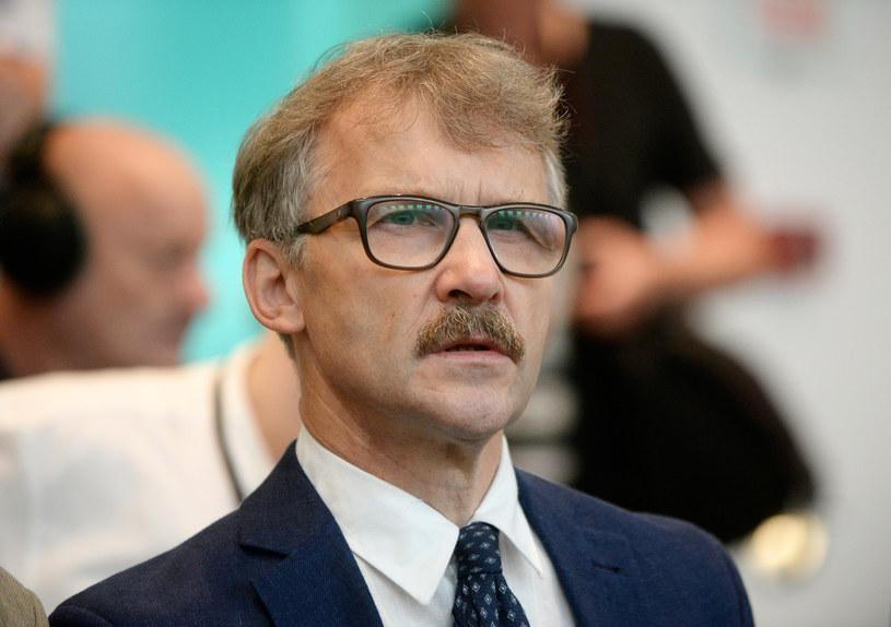 Sędzia Leszek Mazur, przewodniczący Krajowej Rady Sądownictwa /Jan Bielecki /East News