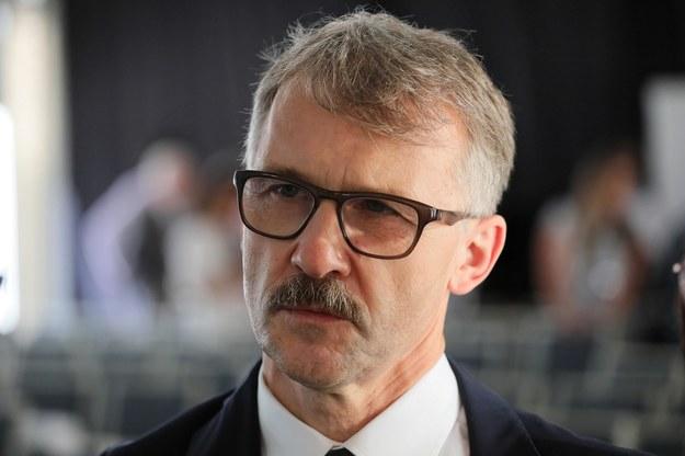 Sędzia Leszek Mazur /Paweł Supernak /PAP