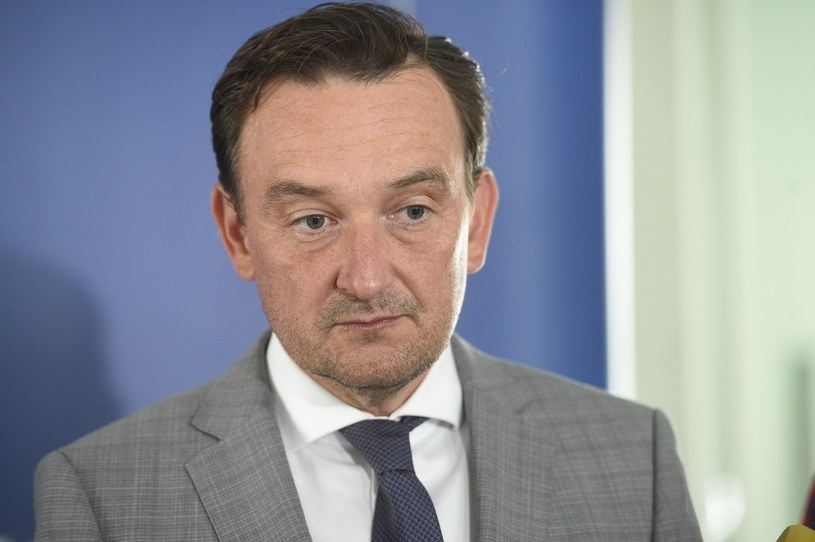 """Sędzia Maciej Mitera zapewnia: Nie byłem w grupie """"Kasta"""" z Emilią Szmydt /Zbyszek Kaczmarek /Reporter"""