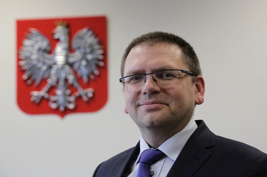 Sędzia Maciej Nawacki / Tomasz Waszczuk    /PAP