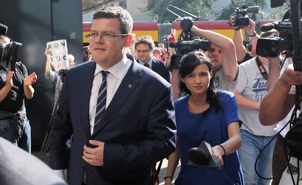 Sędzia Markiewicz o pytaniach Zaradkiewicza: Albo nieopisany chaos, albo próba szachowania TSUE