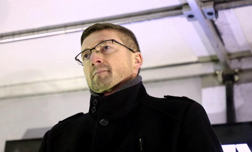 Sędzia Paweł Juszczyszyn /Piotr Molecki /East News