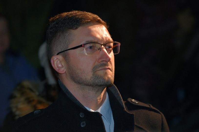 Sędzia Paweł Juszczyszyn /Piotr Placzkowski /Reporter
