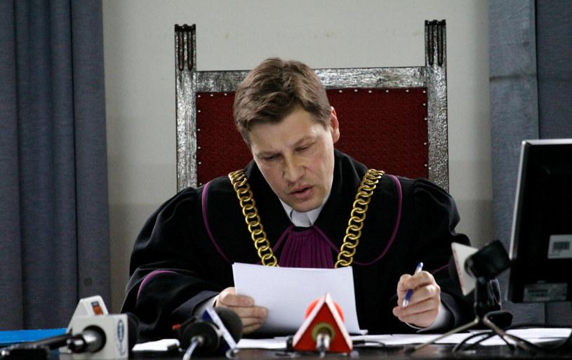 Sędzia Piotr Schab powołany na prezesa Sądu Okręgowego w Warszawie /Adam Guz /Reporter